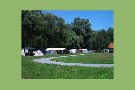 6 persoons Bungalowtent hul Camping Kratochvil
